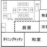 豊橋市/大清水町/居抜き貸店舗