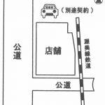 豊橋市/町畑町/貸店舗・貸事務所(1階)